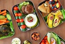 Back to School / Natural, eco-friendly, real food solutions to promote healthy learning.