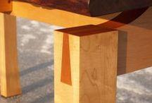 door meubelmakerij Kruizinga / meubels en houten objecten