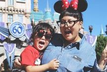Zooey and Mai do Disneyland for UNIQLO! / We love Disneyland as much as the next person and sometimes the locals have the best tips! We followed Mai Nguyen and her daughter Zooey round the park for the afternoon to get the scoop on their fave Disneyland spots for the under 5 set!