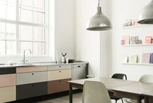 Home - kitchen / by Derek Brouwers