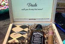 Groomsmen Gifts / Unique groomsmen gifts!