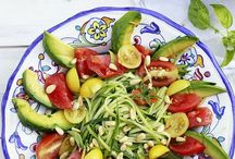 Favorite Healthy Recipes and Dinner Ideas / by MaryLou Kowalski