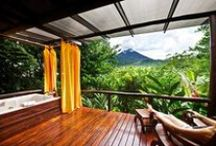 Honeymoon Ideas : Costa Rica / Check out our cool hotels and create your honeymoon registry @ www.losthotels.com / by Lost Hotels
