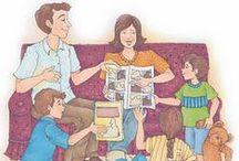 Family: Sayings and Church Stuff