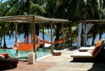 Honeymoon Ideas : Belize / Check out our cool hotels and create your honeymoon registry @ www.losthotels.com / by Lost Hotels