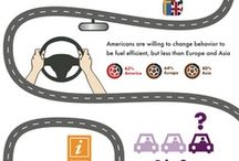 Infographics / Automotive and Trucking Infographics