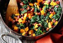 Clean & Whole: Winter Dishes / Clean, healthy, whole, plant-strong recipes featuring fresh seasonal winter ingredients.