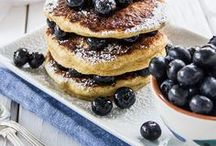 Clean & Whole: Breakfast Recipes / Breakfast recipes made from fresh, clean, healthy, whole, plant-strong ingredients.