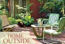 Outdoors~ Patios & Porches  / Patios, Porches, Sheds & great areas outside / by Suzy Q