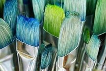 Art Supplies / by michele