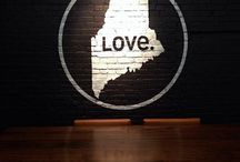 I Heart Maine / by Kim Marcelle