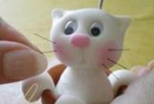 Polymer clay / Modelina / Zimna porcelana
