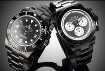 The Watches To Own / here you find my preference for watches that a man should own at least one  / by SW WS