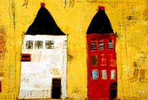 house / by Judith Jurica