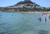 Beaches in Rhodes Greece / Rhodes Island Greece - Beaches in Rhodes Greece