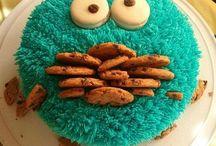 Cakes gone wild
