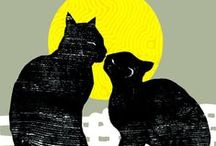 Cats & Kittens! / by Crystal Walen Artist