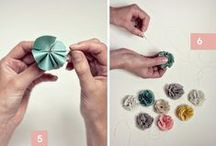 Crafts: Projects I want to do next