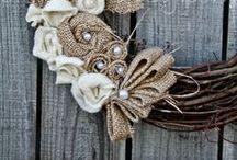 Crafts: Wreaths / by Kayla Stewart