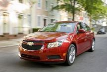 Chevrolet Cruze  / It's all about Cruze!  / by Action Chevrolet Buick GMC