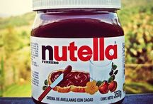 Culinary-My Nutella Obsession / by Stephen Meeks