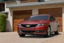 Chevrolet Impala / by Action Chevrolet Buick GMC