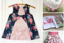 Sewing: Llittle Girls