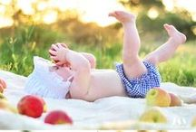Photography: 3 month baby pictures