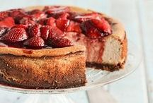 Indulge! Cakes and Pies / Indulgent cake, cupcake, and pie recipes of every kind!