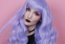 pastel goth aesthetic