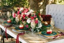 Red Delicious Wedding Inspiration