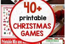 Kids Holiday Party Games