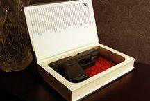 Gun Book Safes
