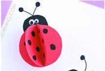 Crafty Kiddos / Frugal crafts your children will enjoy!