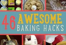 Kitchen Hacks / Save time, avoid messes, and make life easier in your kitchen.