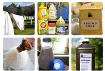 Cleaning Hacks / Dread cleaning? Check out these tips and tricks.