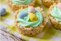 Easter / Easter crafts, goodies, and party ideas.