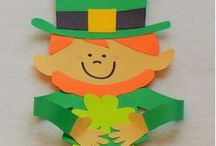 St. Patrick's Day / All things St. Patrick's Day.