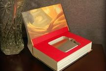 Secret Flask Books / Keep them in good spirits, literally!