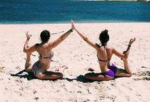 Yoga Girl / Yoga Lifestyle