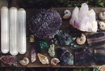 Crystal Obsessions / Beautiful pictures of healing crystals