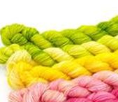 All things Dyeabolical / Knitting patterns, crochet patterns, customer projects, other pins featuring Dyeabolical hand dyed yarns, sock yarns, spinning fibers, and designs.