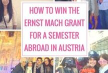 Austria / For more details check: http://thelifestylehunter.com/win-ernst-mach-grant-austria/