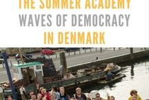 Denmark / For more details check: http://thelifestylehunter.com/participate-summer-academy-waves-of-democracy-denmark/