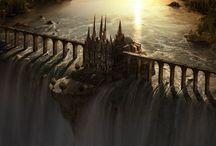 Fantasy Inspiration Writing