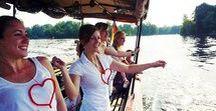 Berlin vom Wasser aus erleben / Boote mieten & Schiffe chartern? Unsere historischen Schönheiten erwarten Sie…