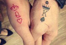 Tatuagens e piercings ⭐️