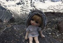 Мои куколки бжд bjd / Бжд куклы пукифи и литлфи / pukifee and littlefee