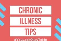 Chronic Illness Tips / This board contains articles, videos and posts that provide tips for people who suffer from chronic pain illnesses. It will also provide information for those less aware about chronic pain and other long term health conditions.