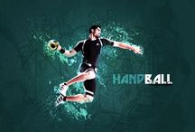 Handball ❤❤ / It's not just a field, it's our home  We're not only seven, we're million  We're not just a crowed, we're family  It's not just sixty minutes, it's a lifetime  It's not just a passion, it's an emotion  It's not just a game, it's our life 